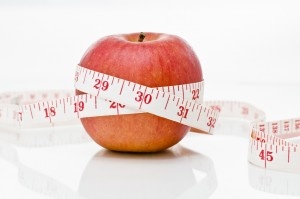 weighty apple measure